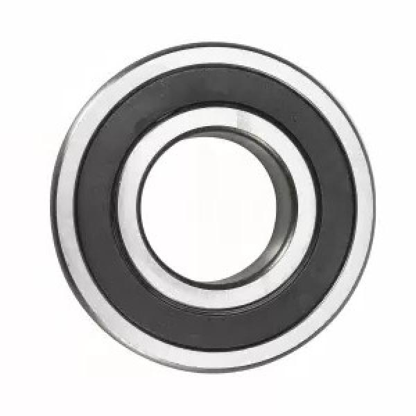 Stainless Steel Mounted Ball Bearings SMF106-Zz ABEC-5 #1 image